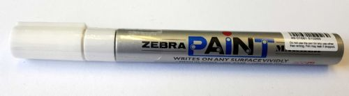 Paint Marker 1.5mm Silver